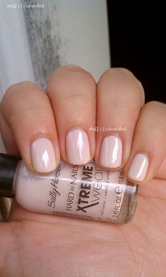 stuff i swatched: Skinny Dipping (With Friends): Sally Hansen Xtreme...