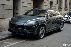 Lamborghini Urus 1