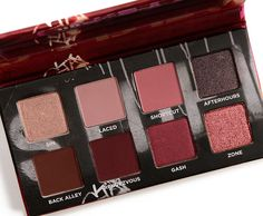 Urban Decay Shortcut On the Run Mini Eyeshadow Palette for oz. includes eight eyeshadows in a more pinkrosethemed color combination. Buy Makeup Online, Makeup To Buy, Eye Makeup Tips, Beauty Makeup, Makeup Ideas, Makeup Pics, Beauty Dupes, Makeup Stuff, Makeup Tutorials