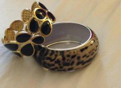 Premier Designs Jewelry 2013-2014  Kate & Animal Print bracelets