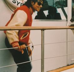 """""""... I took my baby in a river boat cruise..."""" (Price of Fame) - Excerpts from King of Pop Music ღ @carlamartinsmj"""