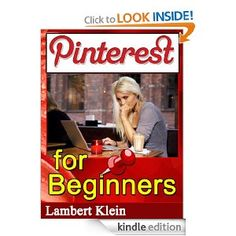 Inside You'll discover Unique selling strategies allowing you to dominate any market  •Find out how by using Pinterest you can leverage Facebook and Twitter    •Internet marketing experts are just beginning to tap into and discover the awesome power of Pinterest marketing    •Discover Unknown selling strategies on Pinterest