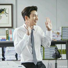 "[Drama] Ro-co King Ji Chang Wook, ""Every moment I was happy"" Suspicious Partner Kdrama, Ji Chang Wook Smile, Ji Chang Wook Photoshoot, Chines Drama, Weightlifting Fairy Kim Bok Joo, Handsome Korean Actors, Police Detective, Hyung Sik, Korean Star"