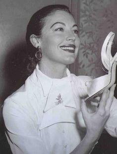 "gatabella: ""Ava Gardner """