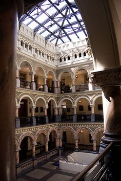 Rochester City Hall by Dalboz17, via Flickr