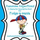 This 17-page packet contains an adorable cover page and pictures of each of the characters from Fudge-a-mania for you to use to create your very ow...