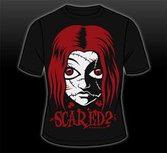 nachtplan: Patch Mary - Scared? (w) Angst vor Narben?
