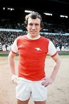 Bob McNab Arsenal 1971