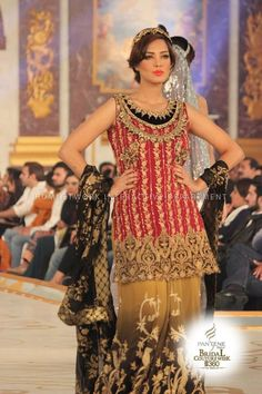Pakistan Bridal Couture Week 2013