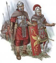 Roman Warriors, Celtic Warriors, Rome History, Ancient History, Imperial Legion, Roman Armor, Rome Antique, Roman Legion, Greek Warrior