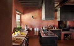 Kitchen, Tuscany, Ilaria Miani