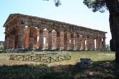 Tempio di Nettuno, Paestum