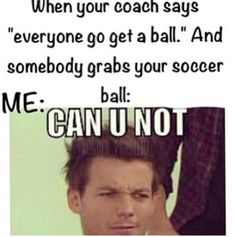 Finally someone said it. - Soccer - Finally someone said it… - Funny Soccer Videos, Funny Soccer Pictures, Funny Soccer Memes, Soccer Gifs, Basketball Memes, Football Memes, Soccer Sayings, Videos Funny, Soccer Humor