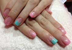 Candilicious Nails: New Picture for Gelish and Acrylic Extension