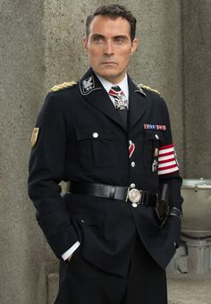 """John Smith """"The Man in the High Castle"""""""