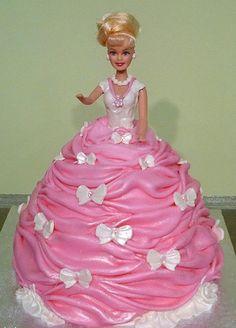 Princess B-Day Cake