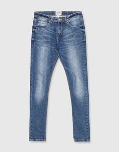 You can find 1 Super skinny fit jeans for only in Pull&Bear. Enter now and discover this and many other unique Pull&Bear pieces Denim Jeans Men, My Jeans, Skinny Fit Jeans, Blue Jeans, Jean Outfits, Super Skinny, Denim Fashion, Andorra, Picsart