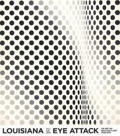 Pause - Bridget Riley 1964 - Emulsion on board Op Art captured the imagination of the pub. Bridget Riley Art, Designers Gráficos, Illusion Art, First Art, Geometric Art, Optical Illusions, Textures Patterns, Light In The Dark, Louisiana