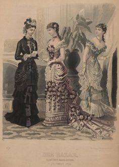 Der Bazar 1879