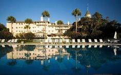The Jekyll Island Club Hotel, US This landmark luxury hotel in Georgia, housed several famous wealthy Americans, including banker J P Morgan, who was known for smoking his favourite cigar at 5am every morning in the annex. More recent guests claim to have smelled cigar smoke at the same early morning hour. Samuel Spencer, a railroad executive of Southern Railway, is another former guest. Spencer died in 1906 but is said to still visit his favourite suite.