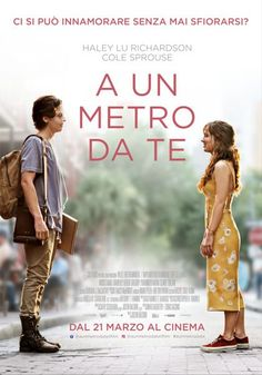Cole Sprouse and Haley Lu Richardson in Five Feet Apart All Movies, Movies 2019, Movies Online, Movies Free, Justin Baldoni, Ffa, Haley Lu Richardson, Thing 1, Crawl