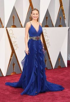 The Oscars 2016 - Red Carpet Fashion - Brie Larson