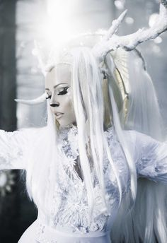 """Hair for Kerli's song  """"Feral Hearts"""" music video - Ilusalong Intersalon"""