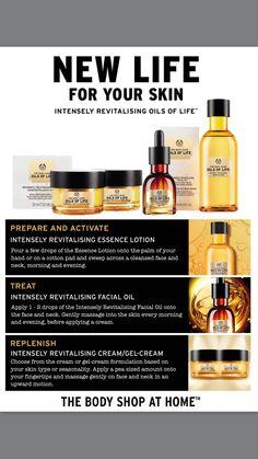 Oils of Life skin care