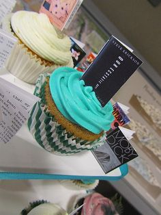 Literary Cupcake Tower