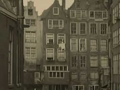 Wandering through Amsterdam 1934.