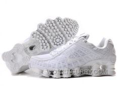 Find Women's Nike Shox TL Shoes All White Cheap To Buy online or in Jordany. Shop Top Brands and the latest styles Women's Nike Shox TL Shoes All White Cheap To Buy of at Jordany. Mens Nike Shox, Nike Shox For Women, Nike Shox Shoes, New Jordans Shoes, Sneakers Nike, Adidas Shoes, Air Jordans, Nike Air Max, Air Max Nike Mujer