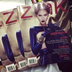 Zink Magazine, Fall 2014