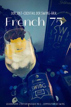 Verlosung: Sekt & Swing von Geldermann Cocktail Shaker, Pinot Noir, Yummy Recipes, Yummy Food, Friday Night Dinners, French 75, Date Dinner, Thank God, Art Deco