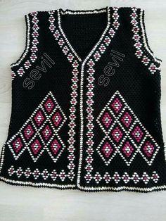 Women, Fashion, Crochet Jacket Pattern, Jackets, Patterns, Moda, Fashion Styles, Fashion Illustrations, Woman