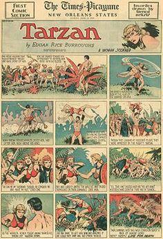 Tarzan komikia. Eta marrazki bizidun euskaratuak: http://azpitituluak.com/euskaraz/1403462725