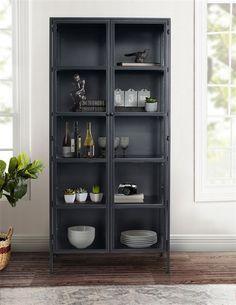 Decor, Bookcase, Corner Bookcase, Shelves, Interior, Home Decor