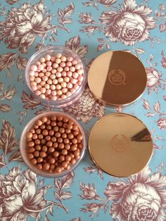 The Body Shop Brush on Beads - bronze and highlight. Used a couple times each.  $10 each.