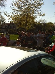 The runners are off! #Autism