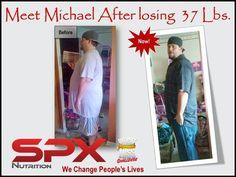 Meet Michael a $200 Winner www.SPXNutri-tion.com