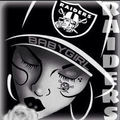 Raider Oakland Raiders Wallpapers, Oakland Raiders Images, Oakland Raiders Football, Pittsburgh Steelers, Dallas Cowboys, Raiders Vegas, Raiders Stuff, Raiders Girl, Oak Raiders