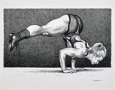 Cartoonist Robert Crumb Draws Modern Day Women in Art &...