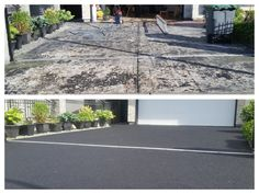 Transforming the old and tired to the new and gorgeous one driveway at a time! www.greentechresurfacing.com