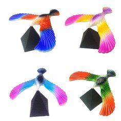 1PCS High Quality Balance Eagle Bird Toy Magic Maintain Balance Home Office Fun Learning Gag Toy for Kid Gift Random Color