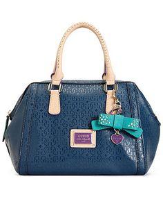 Guess Handbag, Specks Frame Satchel