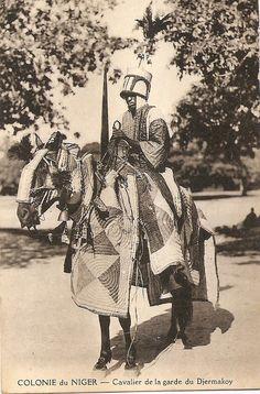 Sahelian Knight