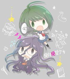 Komaru and Touko