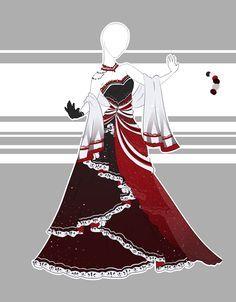 .::Outfit Adoptable 60(OPEN)::. by Scarlett-Knight.deviantart.com on @DeviantArt