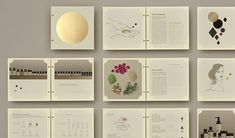 Discover recipes, home ideas, style inspiration and other ideas to try. Leaflet Design, Booklet Design, Bi Fold Brochure, Brochure Design, Booklet Layout, Brand Book, Japan Design, Book Folding, Editorial Design