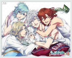 Uta no Prince Sama maji love legend star  Quartet Night