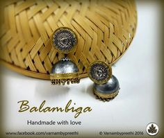 Bala Ramamoorthy, my best friend wanted half tone jhumka with hangings and so here it is!! Thinking of what to name I ended up naming it after her. Code name: Balambiga Handmade quilled jhumka with the half tone effect with Durga studs on a paper base.  #handmade #quilled #jhumkas #traditional #ethnic #chennai #earrings #jewlery #accessories #flaunt #somuchinlovewiththis